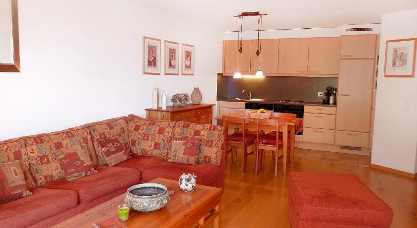 Apartment Heida I Ovronnaz
