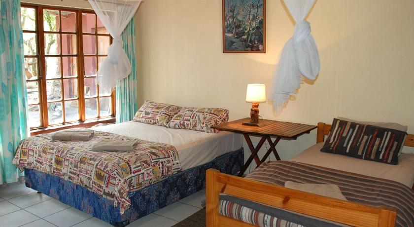 Double Room With Private External Bathroom Kosi Moon Bed and Breakfast
