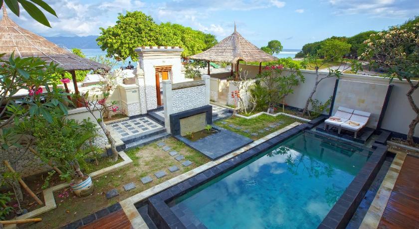Kokomo Resort Gili Trawangan Lombok Gili Trawangan