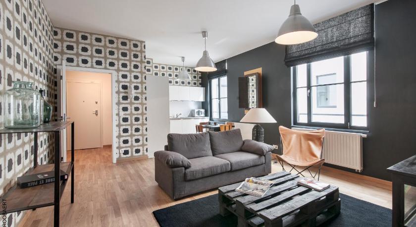 Le Coup de Coeur Appartement Grand Place 4 34 Rue des Pierres Ixelles-Elsene