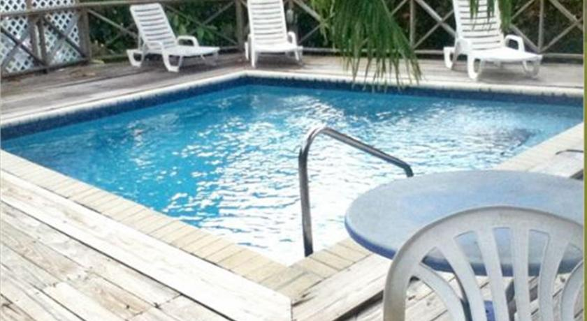 Swimmingpool Apartment Espoir