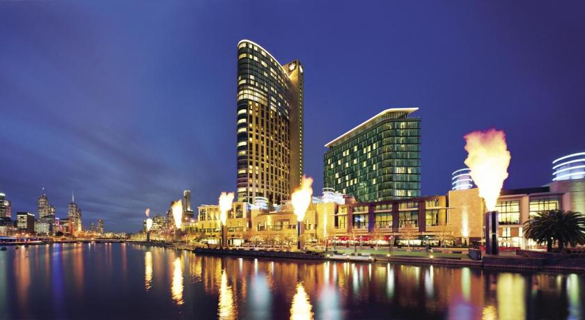Melbourne Crown Casino Hotel