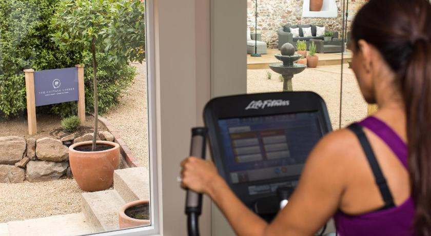 fitness centrum Longueville Manor