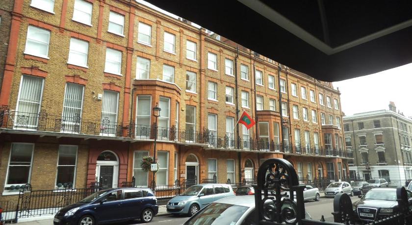 Regency Hotel Westend London Bedandbreakfast Eu