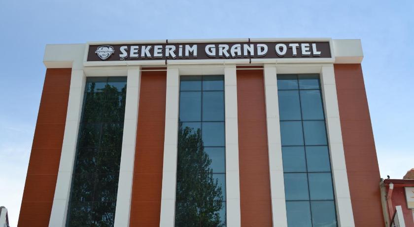 塞克利姆大酒店Sekerim Grand Hotel