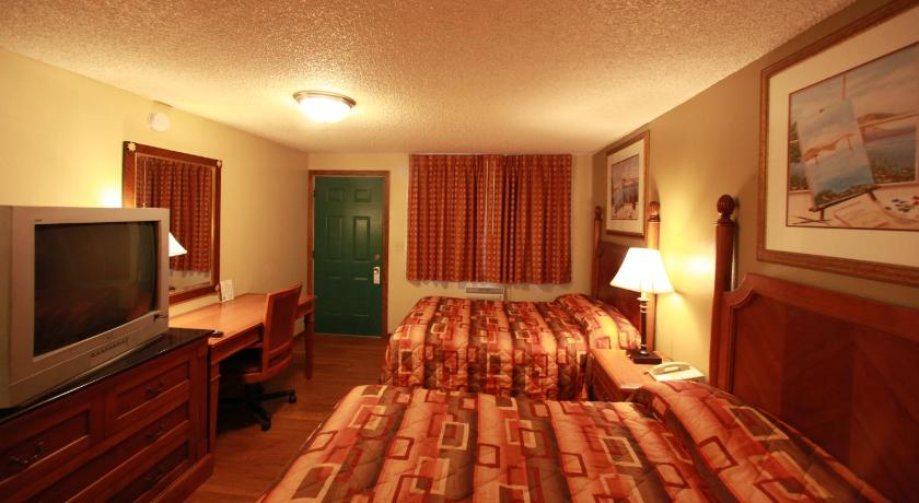 Double Room with Two Double Beds - Guestroom Executive Motel