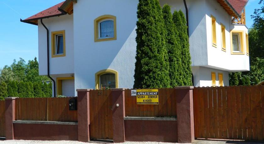Csernai Villa Mikes K. u. 29/A. Balatonfüred