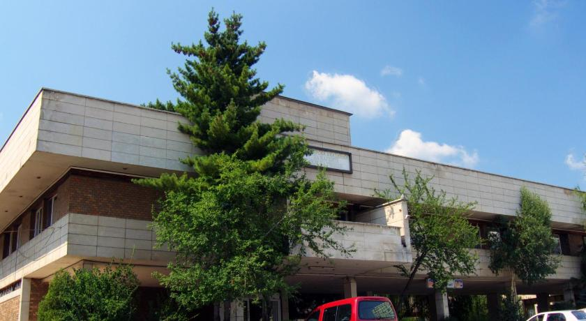 Hotel of Bulgarian Academy of Sciences