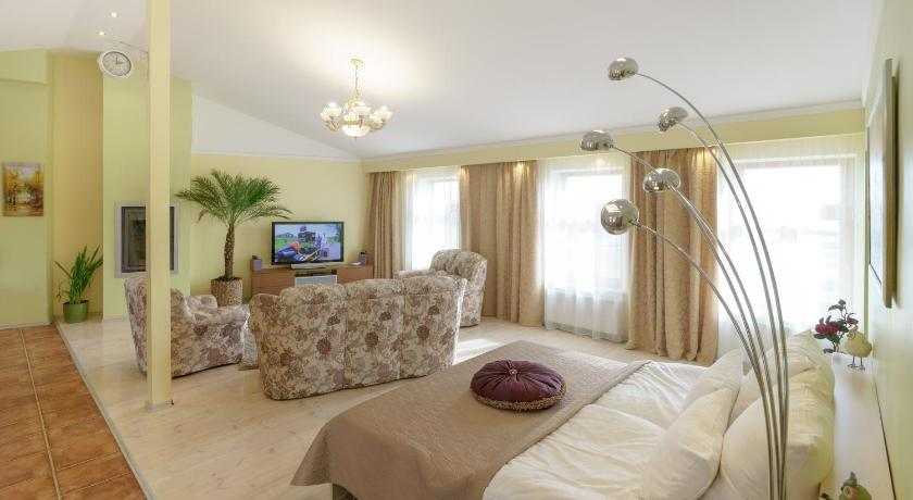 Wonderful More About Daugava Lux Apartments