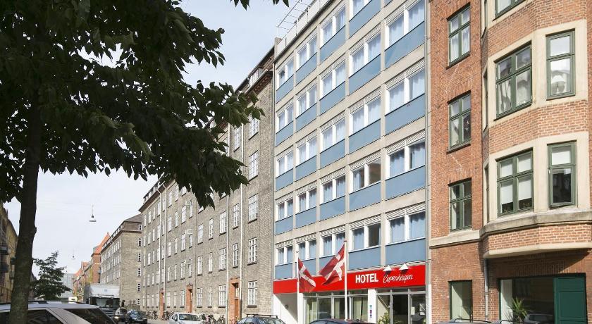 More About Hotel Copenhagen Apartments
