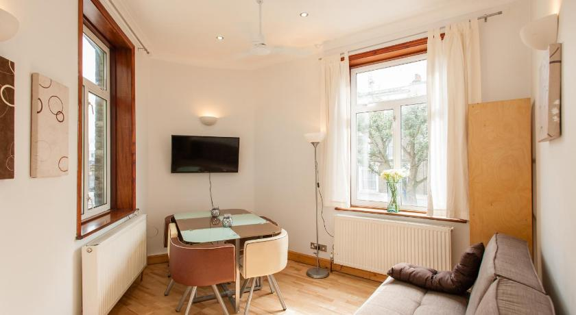 Luxury Apartment King's Cross St Pancras