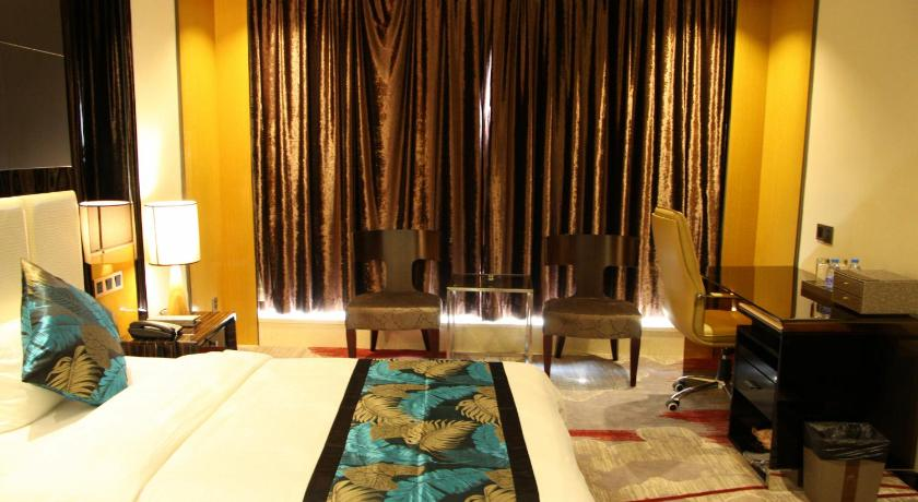Superior Double Room - Guestroom Foshan Sweet World Hotel