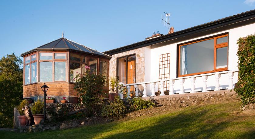 Indgang Shannonview Self Catering