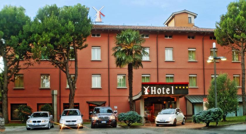 More about Hotel Molino Rosso