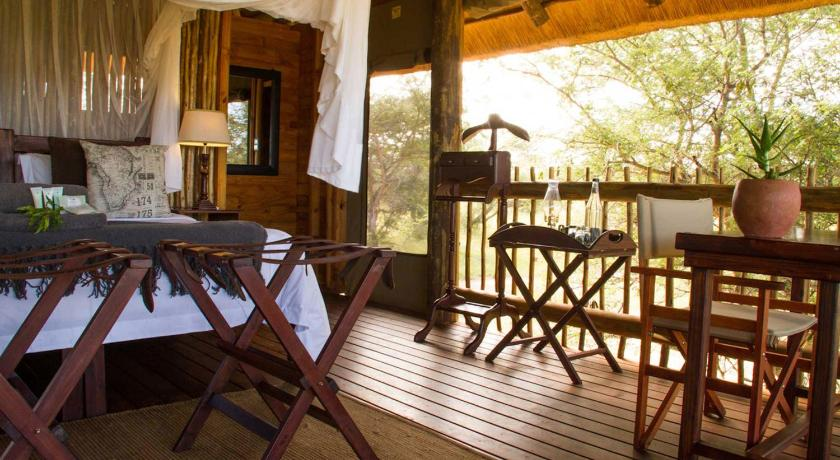 Chalet 5 - Zimmer nThambo Tree Camp