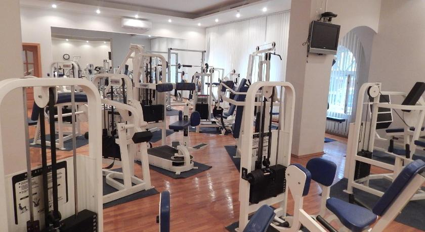 Fitness center D-Club Mini Hotel