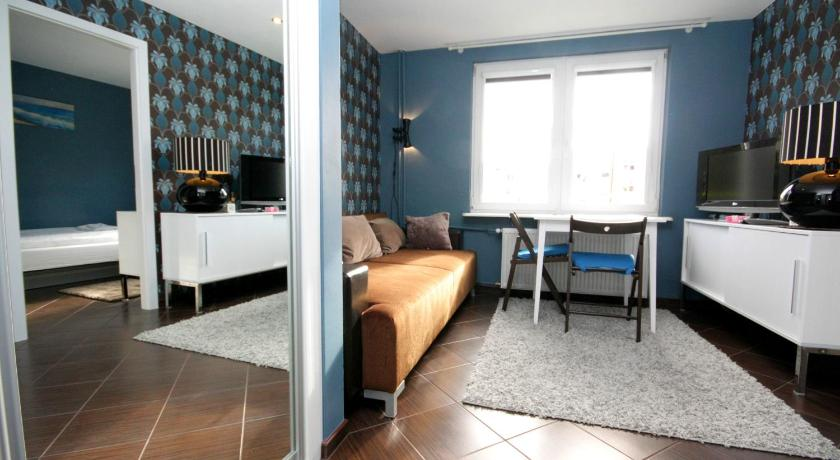 Separates Wohnzimmer Rent a Flat apartments - Mazurska St.