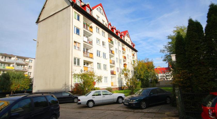Eingang Rent a Flat apartments - Mazurska St.