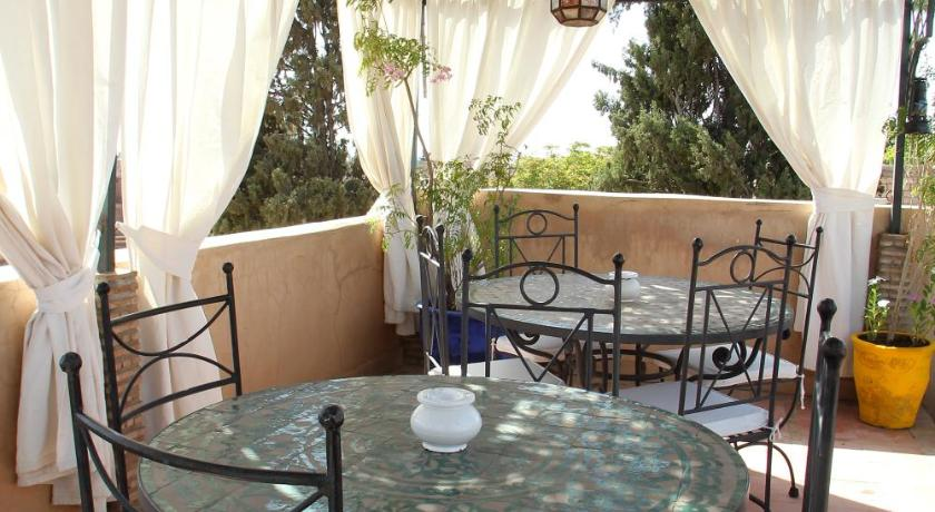 Double Room - Balcony/terrace Riad Timel
