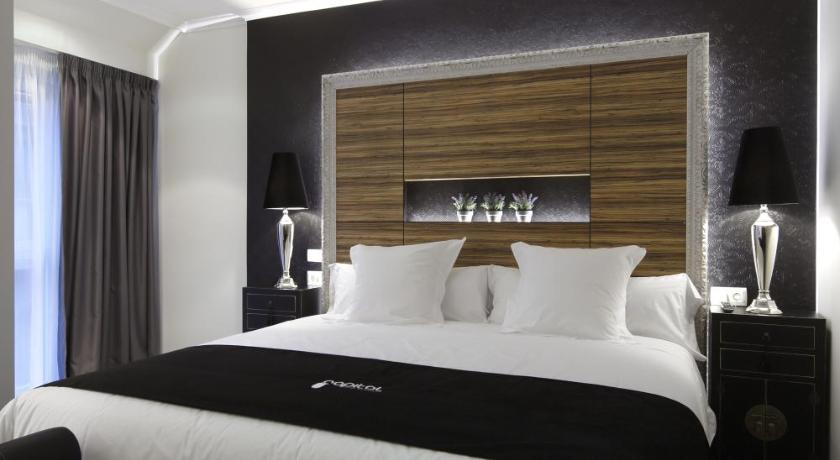 boutique hotels coruna provinz  36