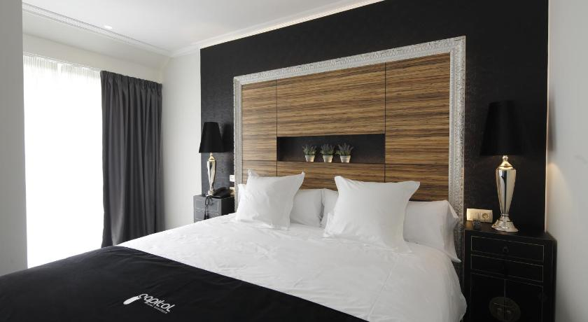 boutique hotels coruna provinz  46
