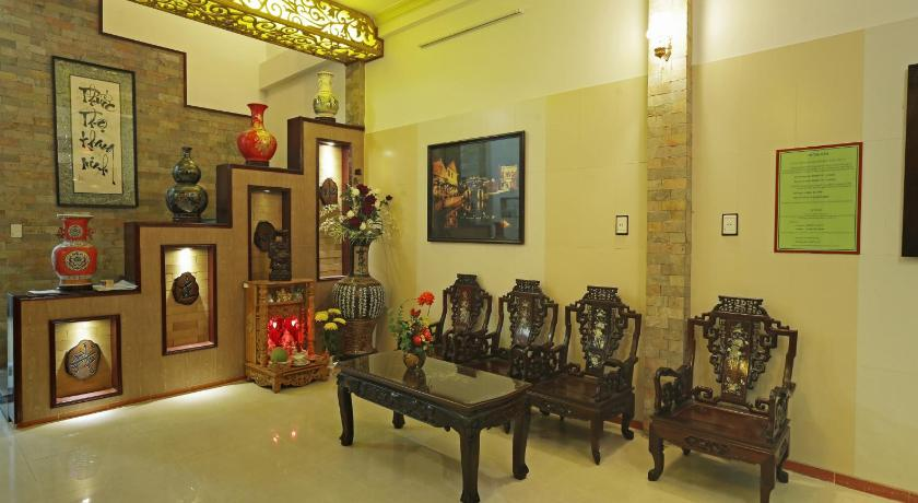 Lobby The Village Homestay