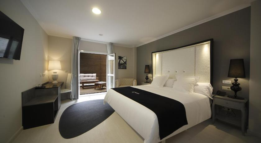boutique hotels coruna provinz  35