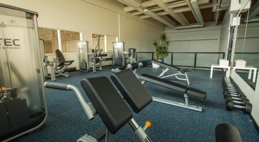 Fitness center Sannäsin Kartano
