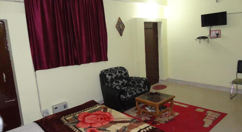 Double Room with Fan City Hotel