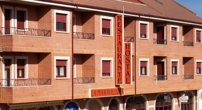 More about Hostal La Maravillosa