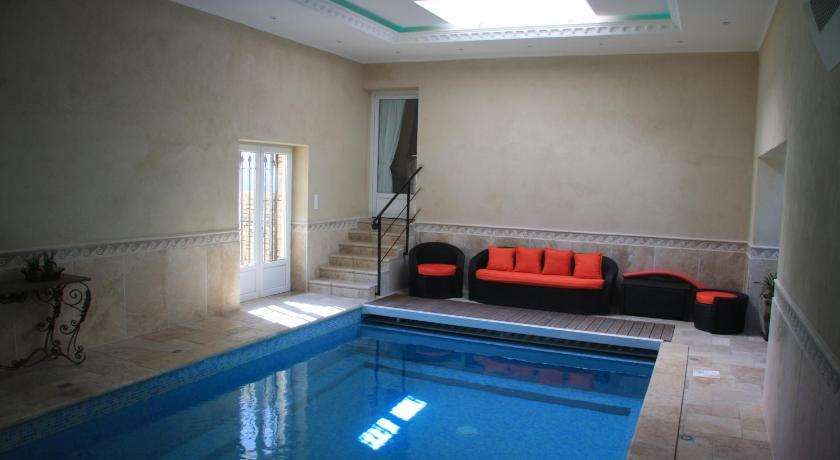 Swimmingpool Les Pres de Gordes