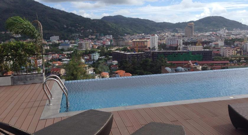 Modern One Bedroom Apartment Sonia Unity II Patong