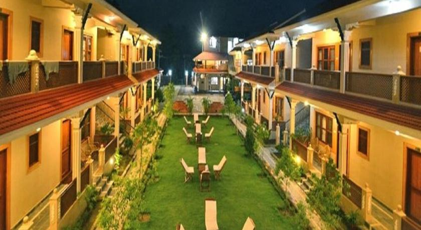 More About Hotel Westwood Sauraha