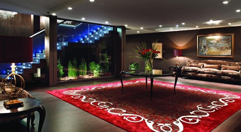 Hotel Castillo de Gorraiz Golf & Spa 38