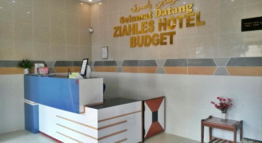 Ziahles Hotel Johor Bahru