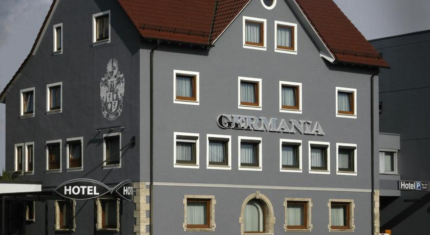 More about Hotel Germania