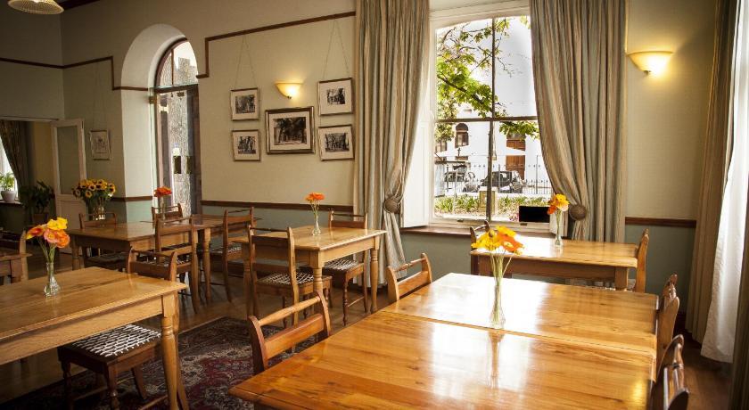 Eendracht Hotel 161 Dorp Street Stellenbosch