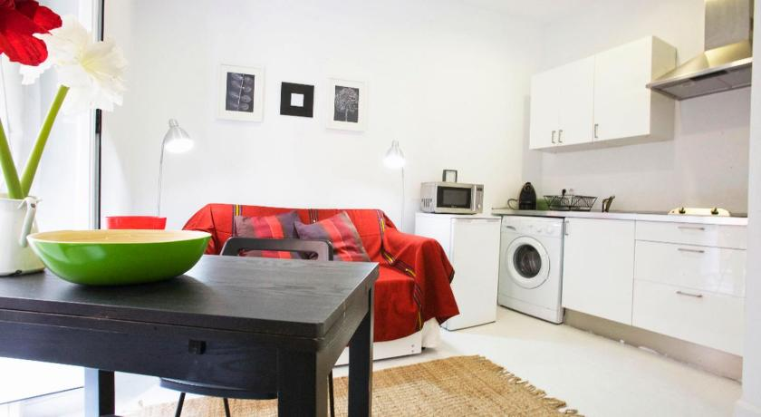 Appartement mit 1 Schlafzimmer - Separates Wohnzimmer Friendly Rentals Little Huertas