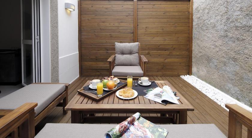 boutique hotels coruna provinz  43