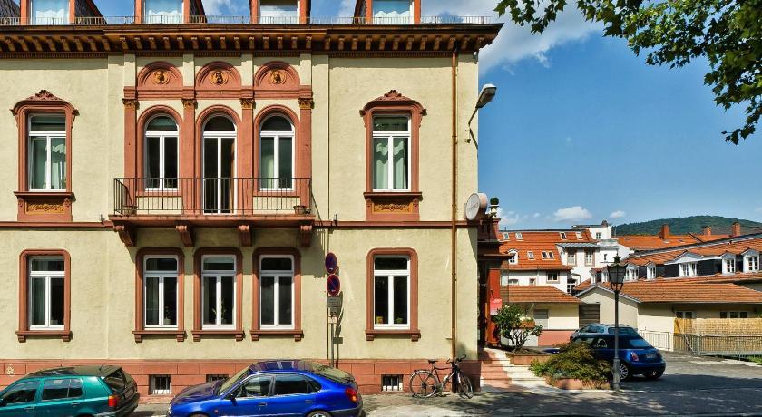Hotel Monpti Friedrich-Ebert-Anlage 57 Heidelberg