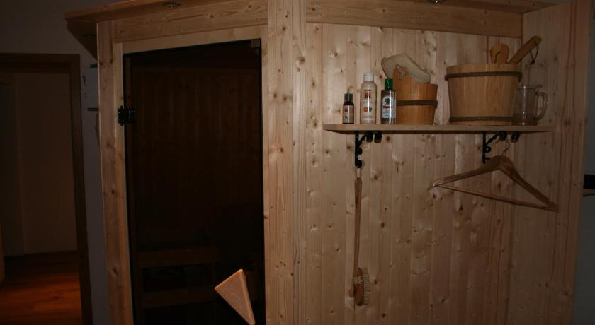 Appartment mit Sauna - Sauna Apartment Schädle