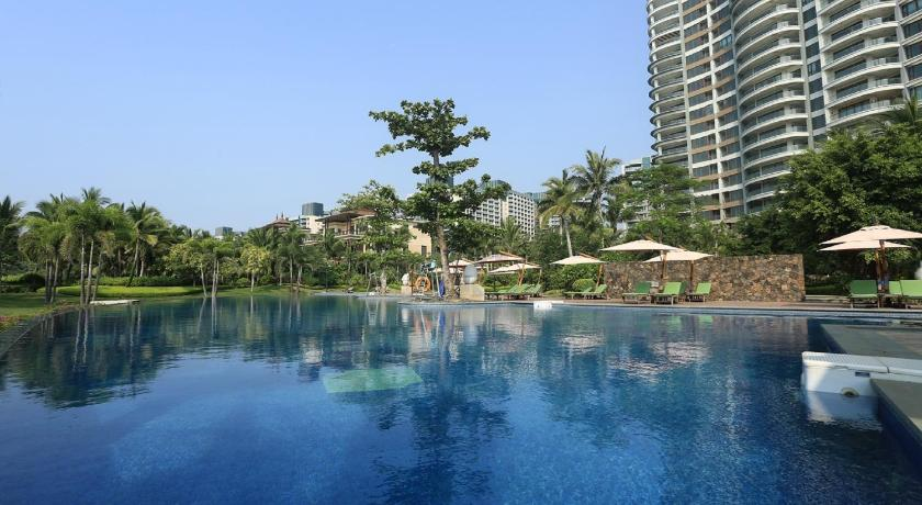 Infinity Ocean Beach Resort Hainan