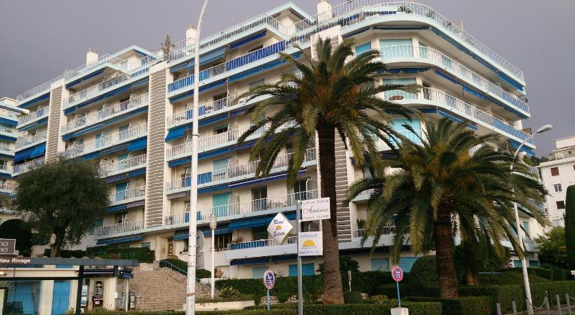 Apartment Blue Rivage