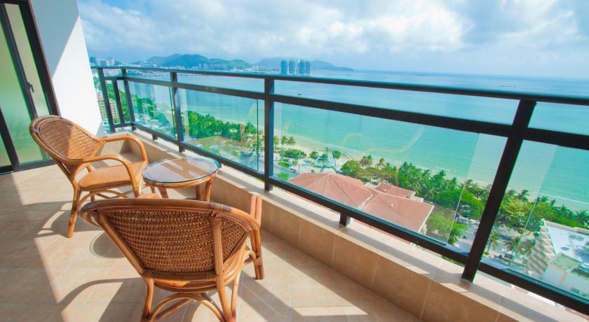 Sanya Blue Stone Sea-view Apartment