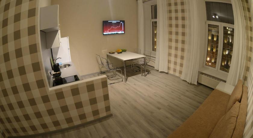 Apartment Nevsky 72