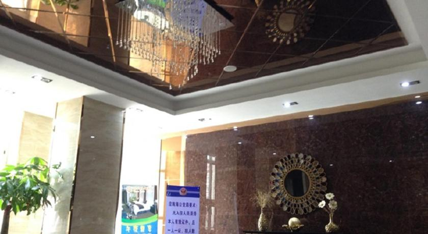Lobby Tianguo Times Hotel
