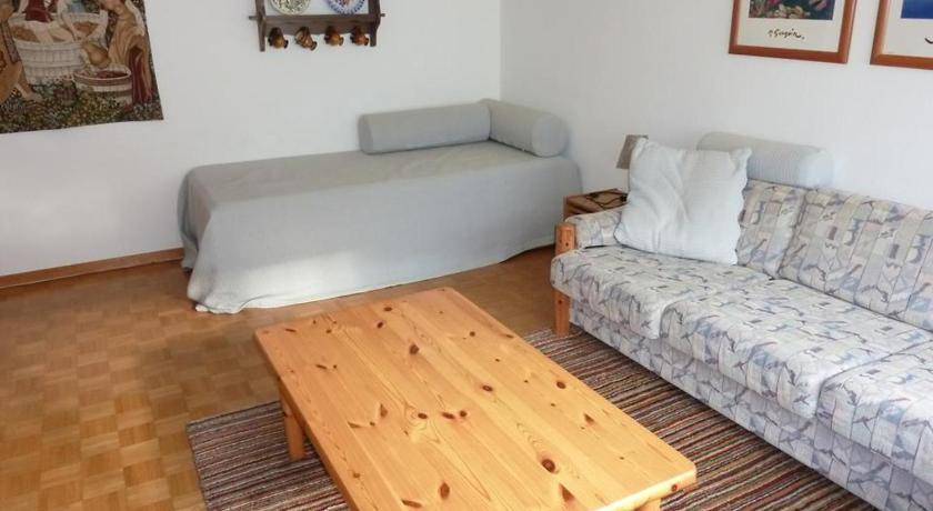 Two-Bedroom Apartment in Engelberg 10