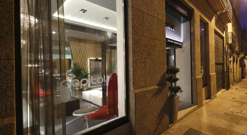 boutique hotels coruna provinz  52