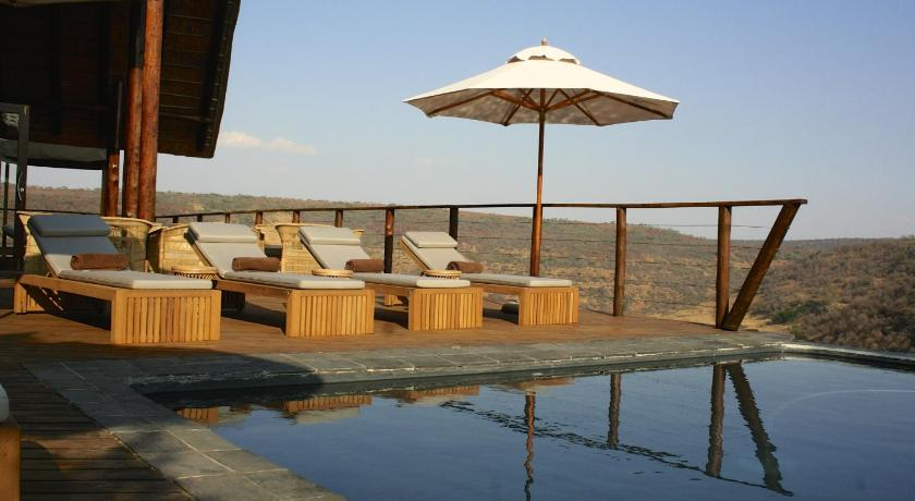 Piscina Esiweni Luxury Safari Lodge