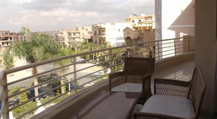 Balkon Apartments at Pinnacle of New Cairo